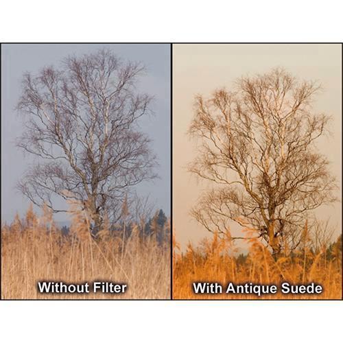 "Formatt Hitech 4 x 5.65"" Color Graduated Antique Suede 1 Filter"