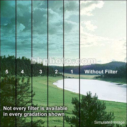 """Formatt Hitech Graduated Cyan Filter (4 x 5.65"""")"""