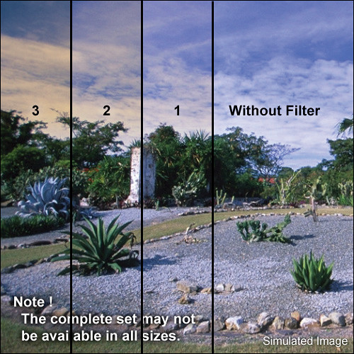 """Formatt Hitech Blender Tangerine Filter (4 x 5.65"""")"""
