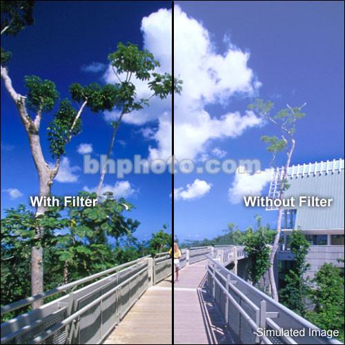 "Formatt Hitech 4 x 5.65"" Combination 85 and Linear Polarizer  Color Conversion Filter"