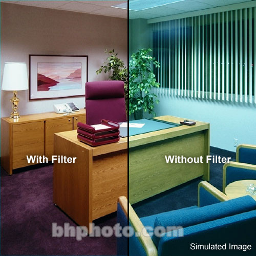 "Formatt Hitech 4 x 5.65"" CC 50R Red Color Compensating Filter"