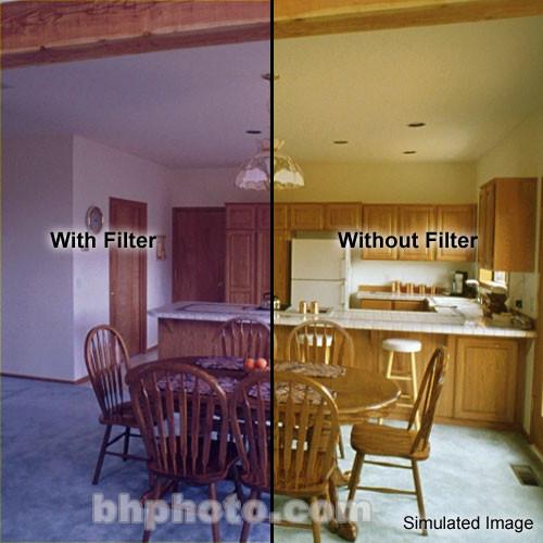 "Formatt Hitech 4 x 5.65"" CC 60B Blue Color Compensating Filter"