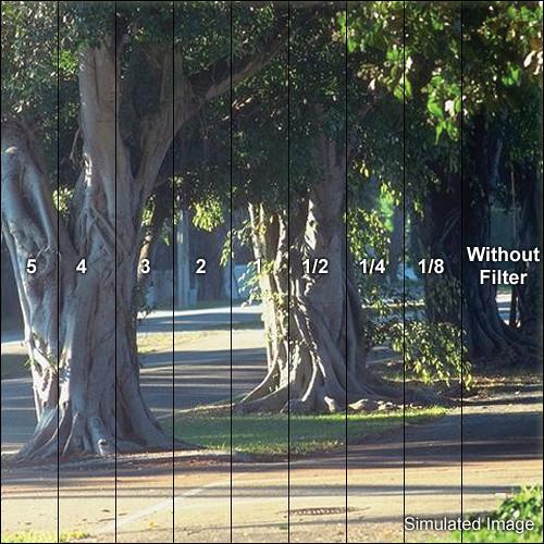 """Formatt Hitech 4 x 4"""" HD Full Frame Contrast 1 Filter"""