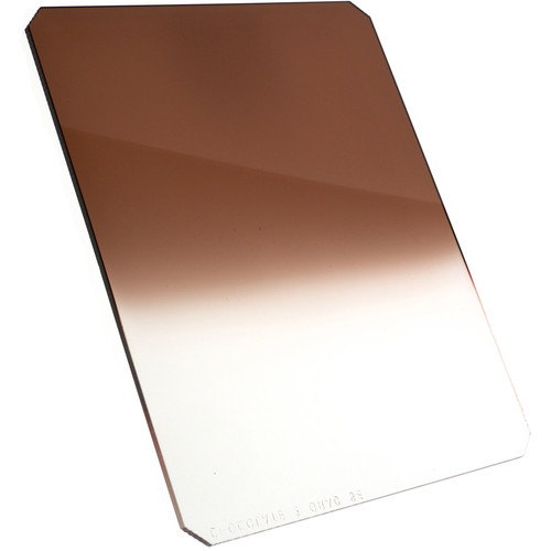 "Formatt Hitech 4 x 4"" Color Graduated Chocolate 1 Filter"
