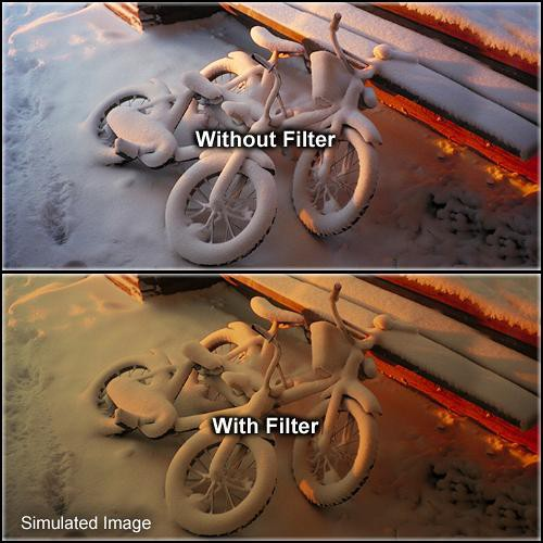 "Formatt Hitech Solid Color Chocolate Filter (4 x 4"")"