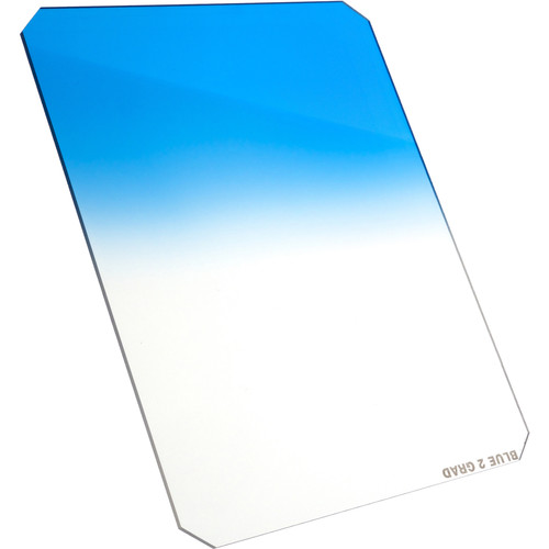 "Formatt Hitech 4 x 4"" Color Graduated Blue 2 Filter"