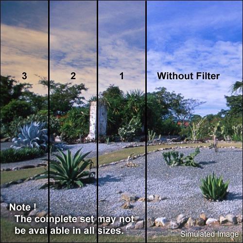 """Formatt Hitech Blender Tangerine Filter (4 x 4"""")"""