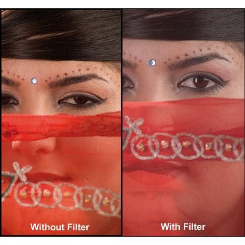 "Formatt Hitech Soft Tone Pink HD Filter (4 x 4"")"