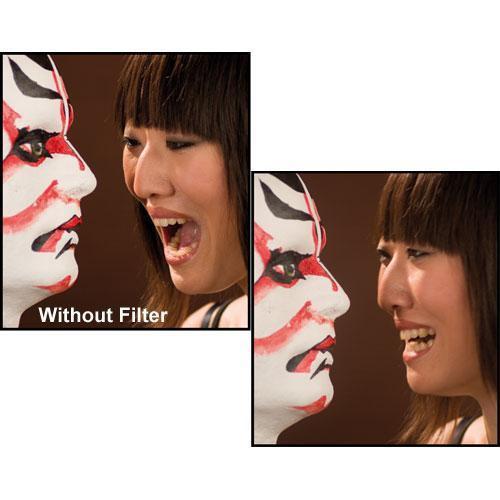 """Formatt Hitech 4.5"""" Soft Tone Cool 1 HD Glass Filter"""