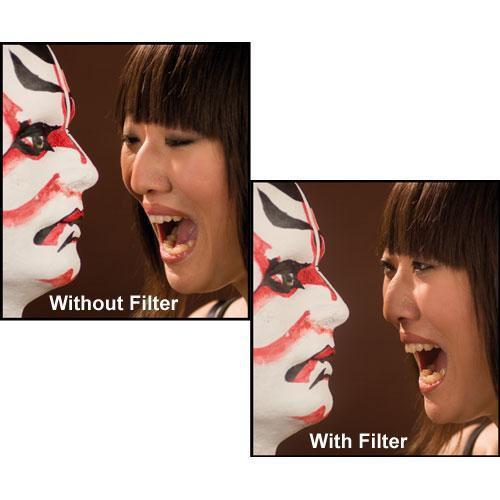 "Formatt Hitech 4.5"" Soft Tone Lilac 1 HD Glass Filter"