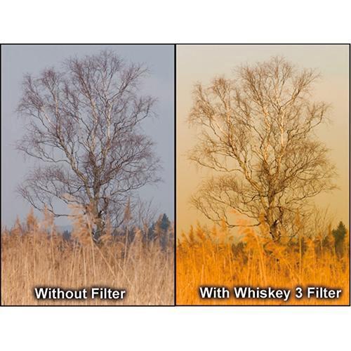"""Formatt Hitech Color Graduated Whiskey Filter (4.5"""")"""
