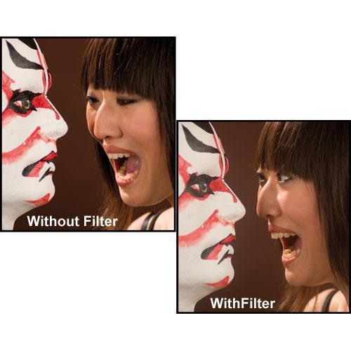 """Formatt Hitech 4.5"""" Soft Tone Cool 2 HD Glass Filter"""
