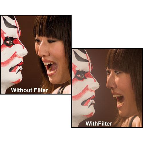 """Formatt Hitech 4.5"""" Soft Tone Cool 3 HD Glass Filter"""