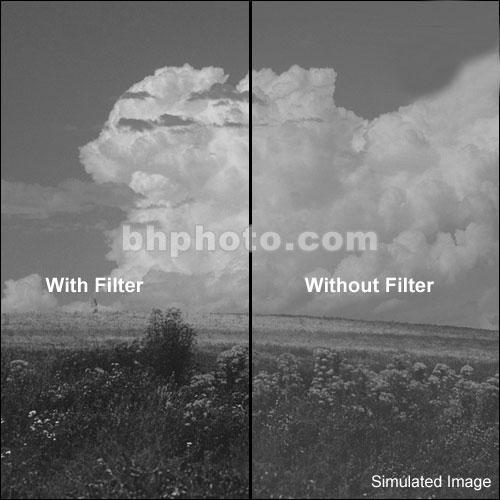 """Formatt Hitech 4.5"""" Yellow 3 Glass Filter"""
