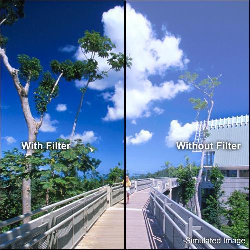 "Formatt Hitech 4 x 4"" Combination Color Conversion 85/Linear Polarizing Filter"