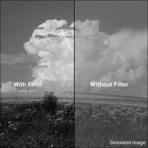 """Formatt Hitech 4 x 4"""" Orange 21 Filter"""