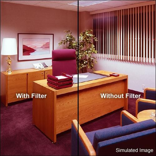 "Formatt Hitech 4 x 4"" CC 25C Cyan Color Compensating Filter"