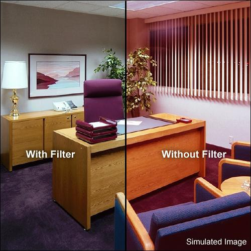 "Formatt Hitech 4 x 4"" CC 30C Cyan Color Compensating Filter"