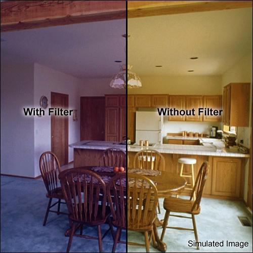 "Formatt Hitech 4 x 4"" CC 60B Blue Color Compensating Filter"