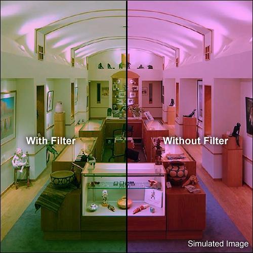 "Formatt Hitech 4 x 4"" CC 60G Green Color Compensating Filter"