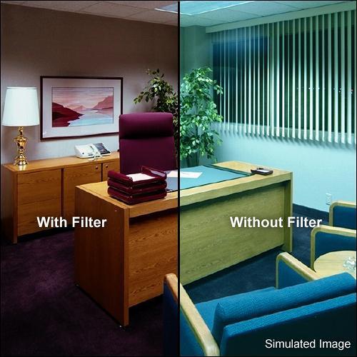 "Formatt Hitech 4 x 4"" CC 70R Red Color Compensating Filter"