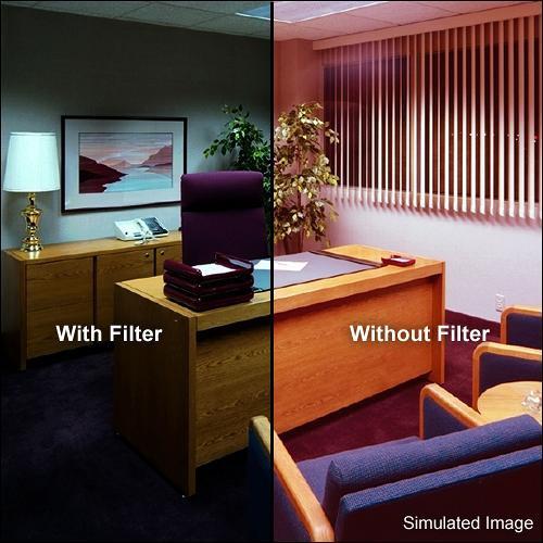 "Formatt Hitech 4 x 4"" CC 80C Cyan Color Compensating Filter"