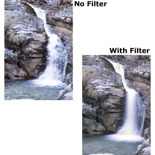 """Formatt Hitech 4x4"""" HD Neutral Density (ND) 1.2 Glass Filter"""
