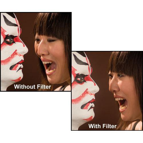 Formatt Hitech 58mm Soft Tone Lilac 2 HD Glass Filter