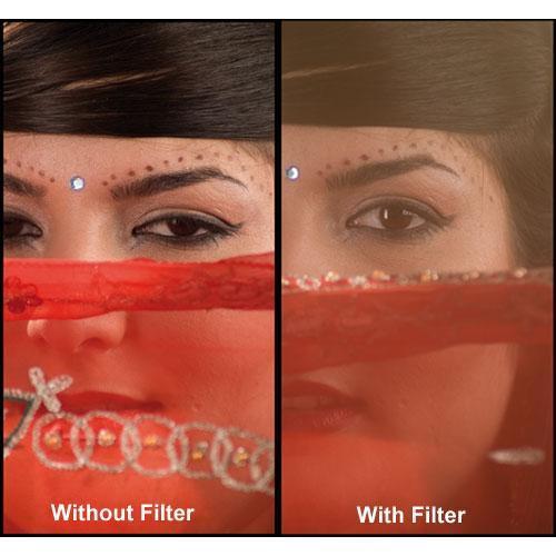 Formatt Hitech 58mm Soft Tone Turquoise 3 HD Glass Filter