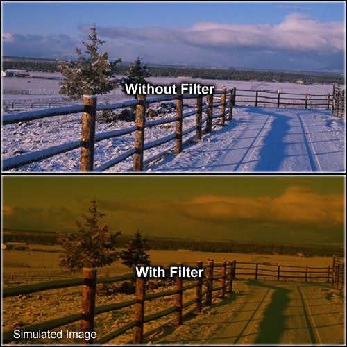 Formatt Hitech 58mm Solid Tobacco 3 Filter