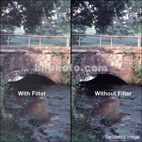 Formatt Hitech 58mm Supermist Clear 1/8 Filter