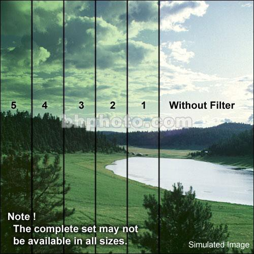 "Formatt Hitech 5 x 5"" Color Graduated Green 1 Filter"