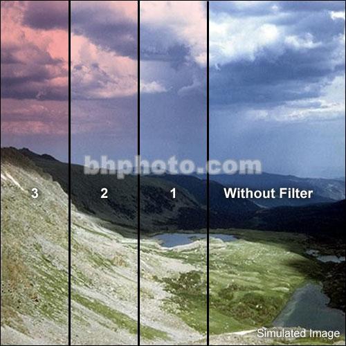 """Formatt Hitech Blender Red Filter (5 x 5"""")"""