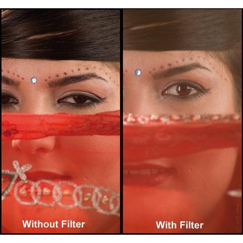 "Formatt Hitech Soft Tone Turquoise HD Filter (5 x 5"")"