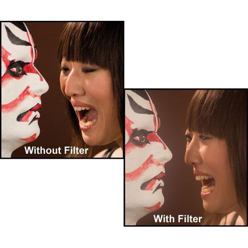 "Formatt Hitech Soft Tone Lilac HD Filter (5 x 5"")"