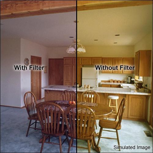 "Formatt Hitech 5 x 5"" CC 25B Blue Color Compensating Filter"