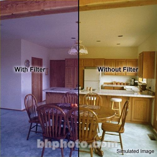 "Formatt Hitech 5 x 5"" CC70B Blue Color Compensating Filter"