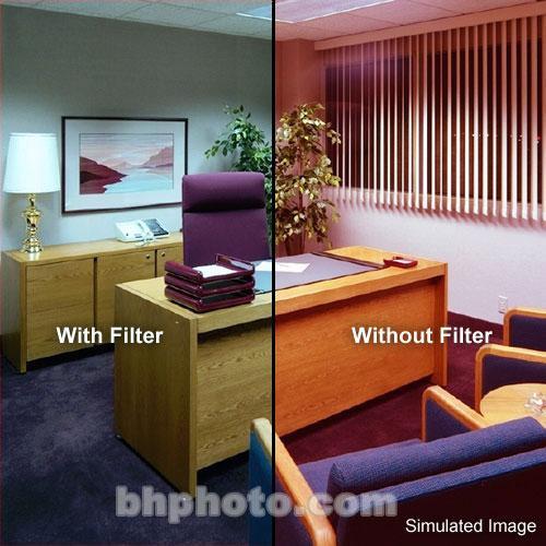 "Formatt Hitech 5 x 5"" CC70C Cyan Color Compensating Filter"