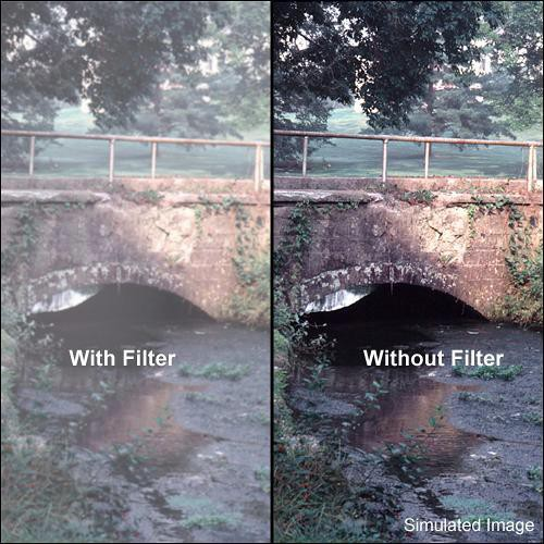 Formatt Hitech 62mm Supermist Clear 3 Filter