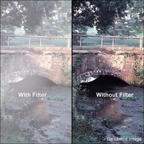 Formatt Hitech 62mm Supermist Clear 5 Filter