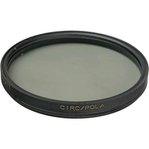 Formatt Hitech 62mm Hi Def Circular Schott-Desag B270 Crown Optical Glass Polarizer