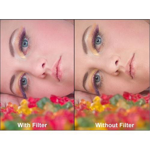 Formatt Hitech 80A Color Conversion Filter (62mm)
