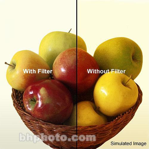 Formatt Hitech 80C Color Conversion Filter (62mm)