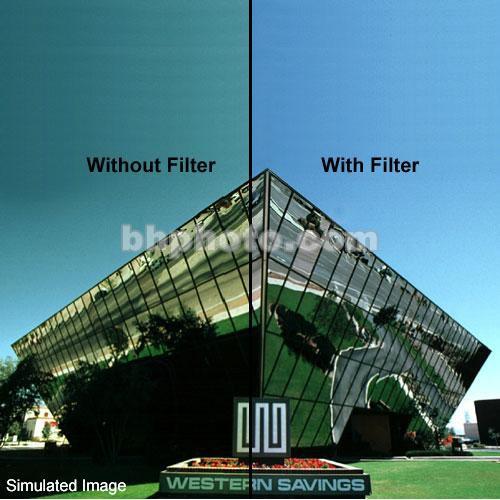Formatt Hitech 82B Color Conversion Filter (62mm)