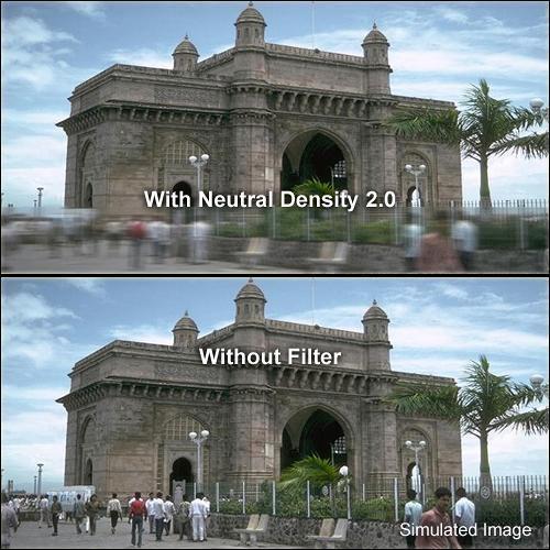 Formatt Hitech 67mm HD ND 2.1 Filter