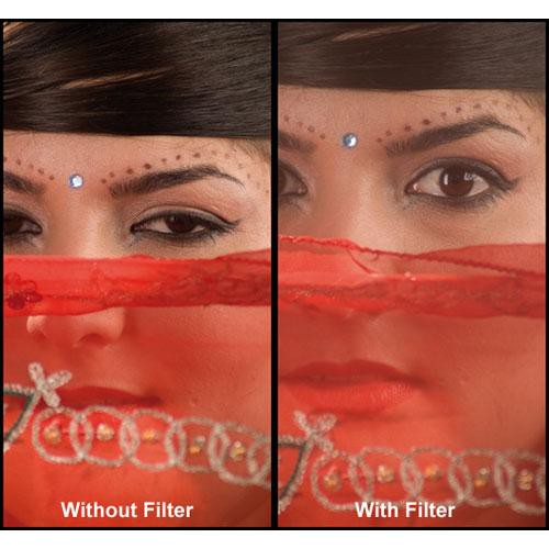 "Formatt Hitech Soft Tone Blush HD Filter (6 x 4"")"