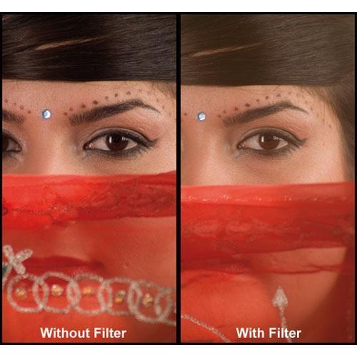 """Formatt Hitech 6 x 4"""" Super Soft Gold Enhancing 2 Filter"""