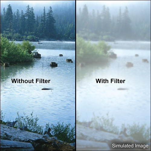 "Formatt Hitech Double Fog 4 Filter (6 x 4"")"