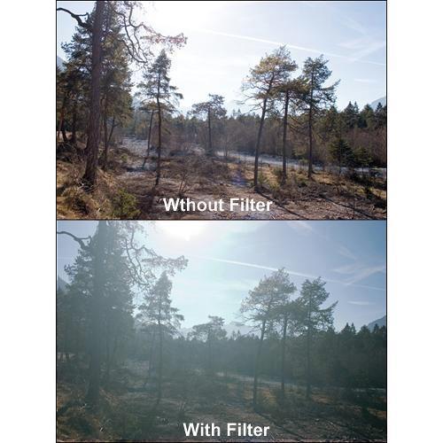"""Formatt Hitech 6 x 4"""" Fog 4 Filter"""