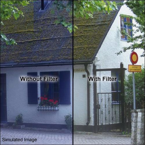 "Formatt Hitech 85B Color Conversion Filter (6 x 4"")"